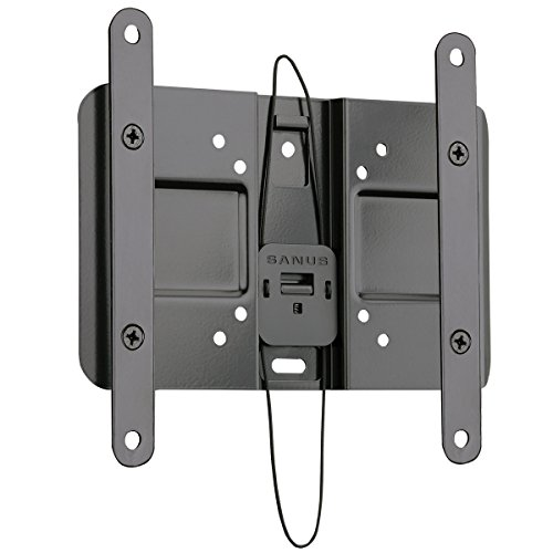 """Sanus Systems Premium VSL4-B1 Fixed Position Mount for 13"""" - 39"""" Flat TVs, 50 lbs Load Capacity"""