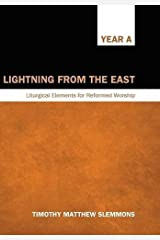 Lightning from the East Hardcover