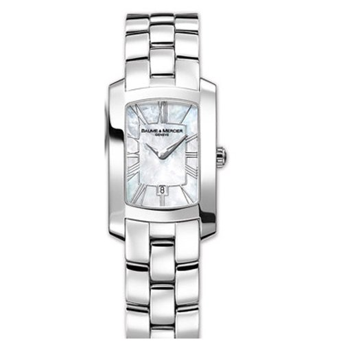 Baume & Mercier Women's 8746 Hampton Milleis Bracelet Watch