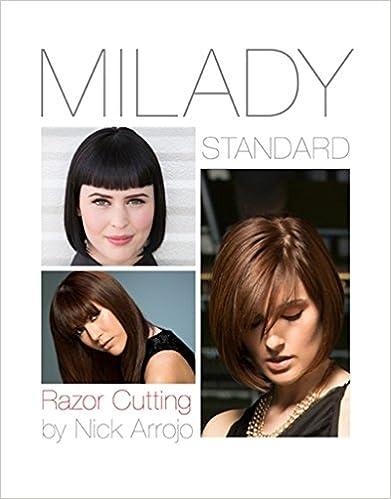 Milady standard razor cutting nick arrojo 9781285778075 amazon milady standard razor cutting 1st edition fandeluxe Images