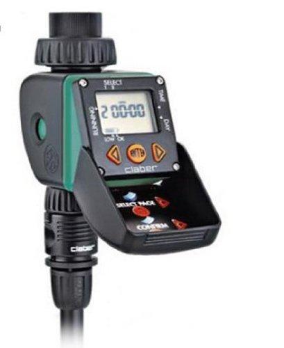 Claber 8428 - Centralina programmatore automatico per irrigazione