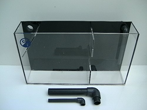 Cleartides Refugium 500RS. Stage 1. Hang On Back (Box Only)