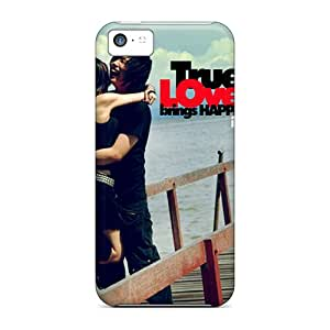 Hrn4951ymYF Snap On Cases Covers Skin For Iphone 5c(true Love)