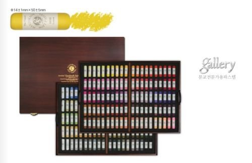 Mungyo Professional Gallery Handmade Soft Pastel 200 Colors by SSGSSK