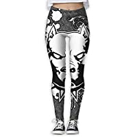 Homlife Pitbull Cool Yoga Leggings Pants Sport Tights Stretchy Pants