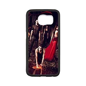 [H-DIY CASE] For Samsung Galaxy S6 -TV Show The Vampire Diaries-CASE-5
