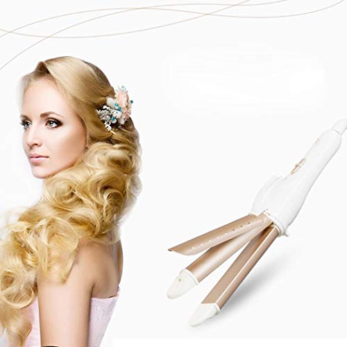 Sholdnut Women Hair Curling Straight Multi-function Hair Waver Curler Styling T Hair Rollers