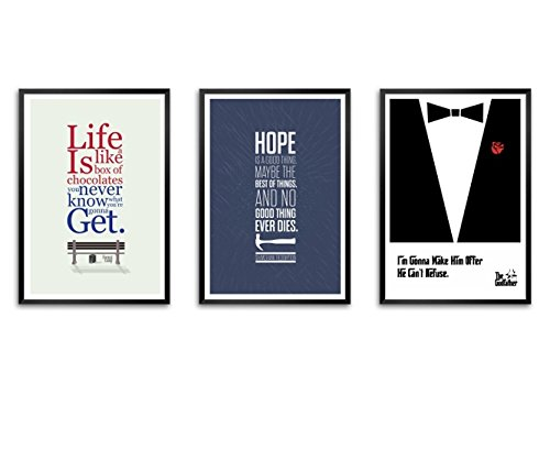 posters with movie quotes