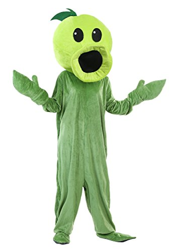 Fun Costumes Plants Vs Zombies Peashooter Costume (Plants Vs Zombie Costumes)