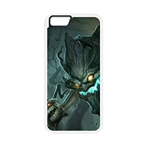 League of Legends(LOL) Maokai iPhone 6 4.7 Inch Cell Phone Case White 11A080063