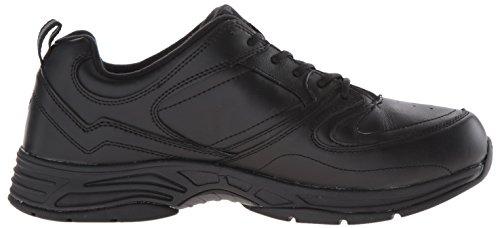 Propet Mens Warner Walking Shoe Nero
