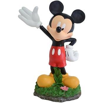 Disney Ldg88068 Mickey Solar Statue Outdoor