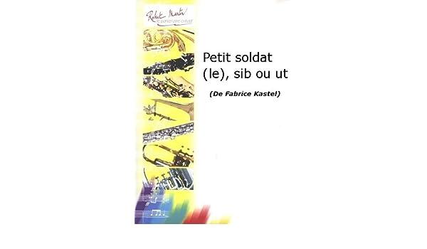 ROBERT MARTIN KASTEL F. - PETIT SOLDAT (LE), SIB OU UT: Amazon.es ...