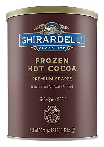 Ghirardelli Frozen Cocoa 3 12 Pound
