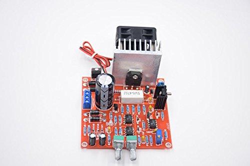 WeiKedz 3in1 0-30V 2mA - 3A Adjustable DC Regulated Power Supply DIY Kit + Radiator Aluminum Heatsink+Cooling Fan by WeiKedz (Image #5)