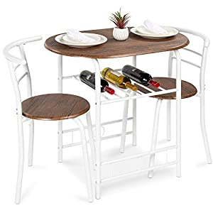 Best Choice Products 3-Piece Wooden...