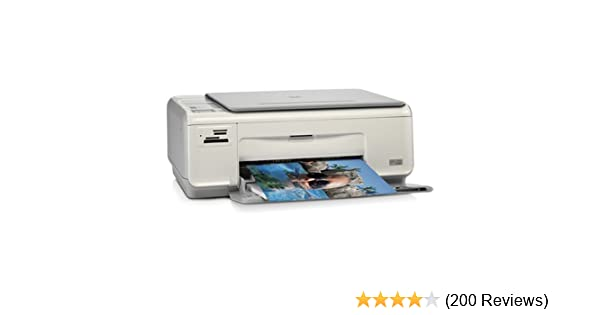 HP Photosmart C4280 All-in-One Printer/Scanner/Copier (CC210A#ABA)