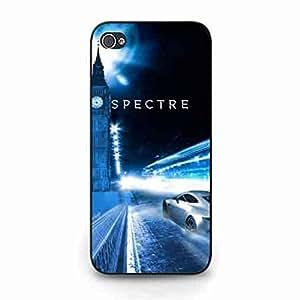 Perfect Spectre 007 Funda,007 Spectre Funda Black Hard Plastic Case Cover For Iphone 5C