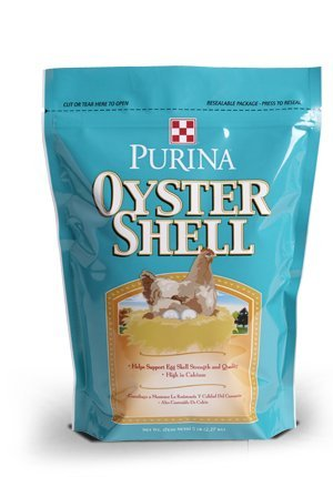 Land O'Lakes Purina 0044573 Oyster Shell Supplement, 5-Pound by Land O'Lakes Purina Feed