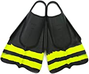 Slyde Handboards DaFin Made Limited Edition Swim Fins for Handboarding, Swimming and Bodysurfing. (Free Bag In