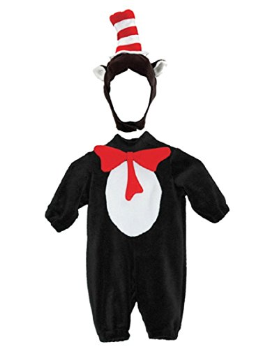 Baby Boys' Cat In The Hat Costume - 18mo ()