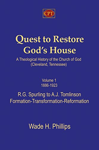 Quest to Restore God's House - A Theological