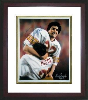 8faae07ac Doug Flutie Signed Photograph - Boston College 11X14 Dual Sig In Arms Custom  Framed - Autographed