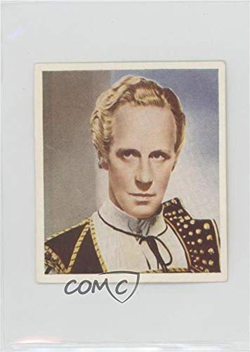 (Leslie Howard (Trading Card) 1939 Godfrey Phillips Characters Come to Life - Tobacco [Base] #19)
