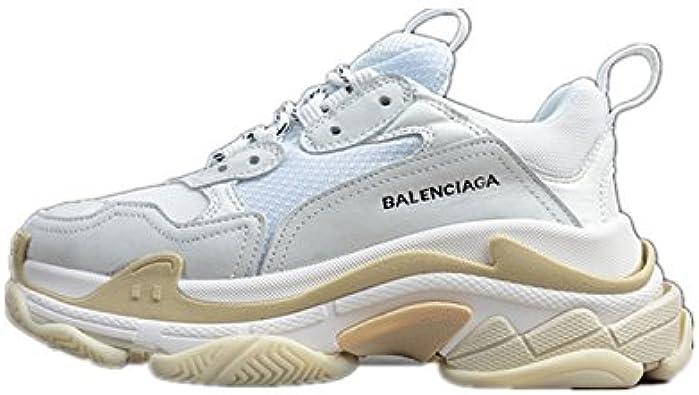 Balenciaga Fashion Shoes Men's & Women's Vintage Triple S