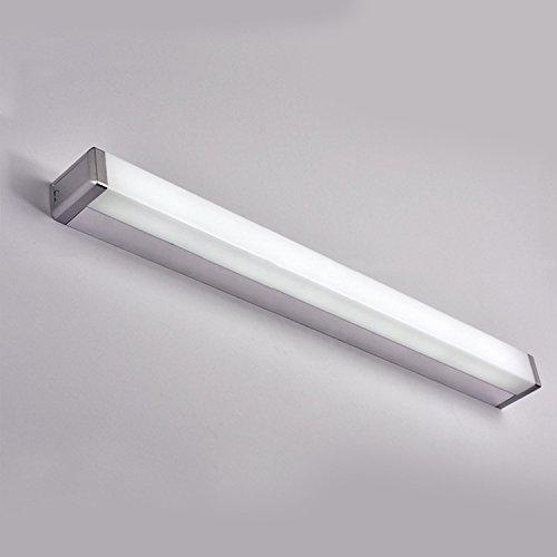 Specchio bagno Lampada impermeabile LisaFeng bagno, lampada da ...