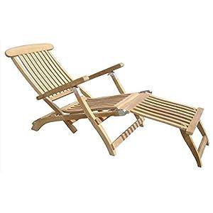 41aJRoSEDdL._SS300_ Teak Lounge Chairs & Teak Chaise Lounges