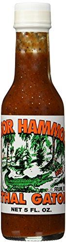 Gator Hammock Lethal Gator Hot Sauce 5 Oz