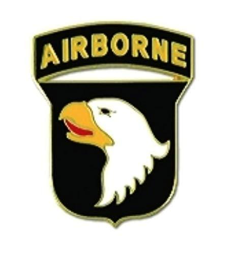 HMC 101st Airborne Division Pin - 14651 (1 inch)
