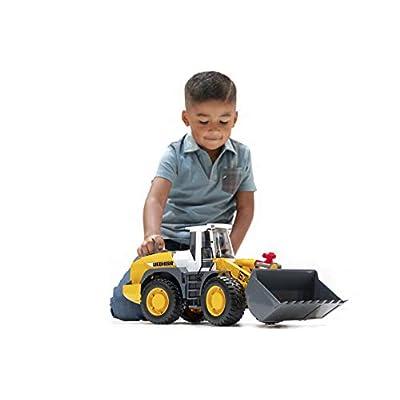 Bruder 02430 Liebherr Articulated Road Loader L 574 Toys Vehicle: Toys & Games