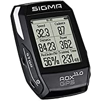 Sigma ciclocomputer Rox 11.0 GPS Set Completo