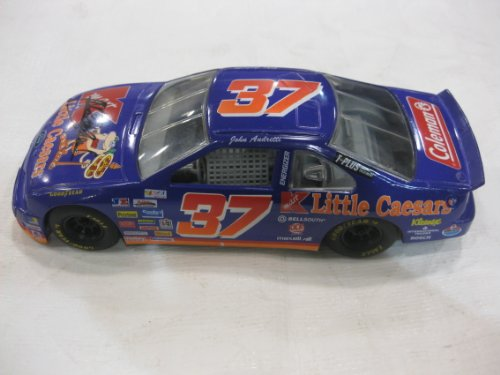 nascar-die-cast-124-scale-stock-car-37-john-andretti-kmart-little-caesars-purple-ford-taurus