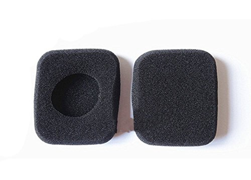 VEVER® Replacement Sponge Earpads Ear Pads PAD Cushion for B&O Bang & Olufsen Form 2i beo Square Headset LC8200 Bluetooth Headphone (with VEVER LOGO package)