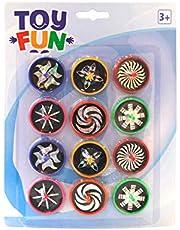 Toy Fun Laser cirkel, 12 stycken