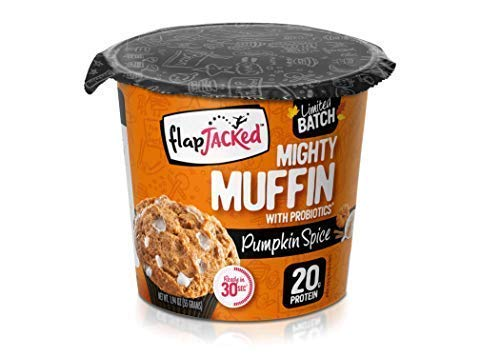 FlapJacked Mighty Muffins (Pumpkin Spice)