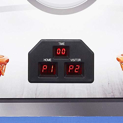EA Sports 2-Player 8-in-1 Indoor Basketball Arcade Game + Scoreboard | 1658127