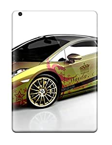 Snap-on Lamborghini Tuned Car Case Cover Skin Compatible With Ipad Air