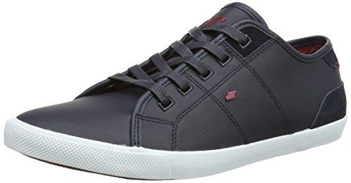 Boxfresh Mitcham Herren Sneaker Blau (Nvy/Eth Red)