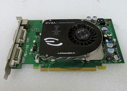 EVGA 256-P2-N751-TR GeForce 8600 GT 256MB 128-bit GDDR3 PCI Express x16 SLI Support Video Card