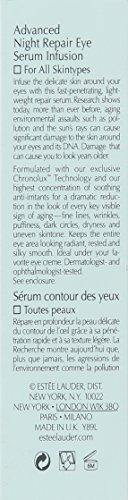 Estee Lauder Advanced Night Repair Eye Serum Infusion for Unisex, 0.5 Ounce