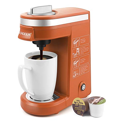 Chulux Single Serve Coffee Machine For K Cups Great Coffee Brewers