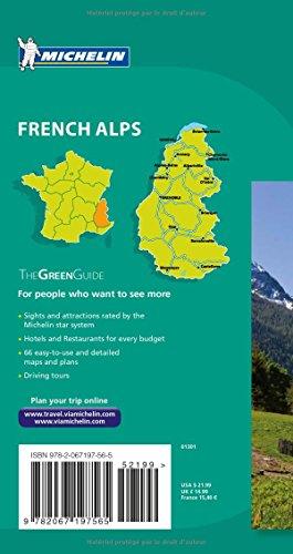 michelin green guide auvergne