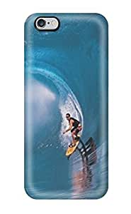 Diy Yourself case, Fashionable Iphone 6 Plus en9JIPNVNKb case cover - Exclusive Huge Wave Surfing