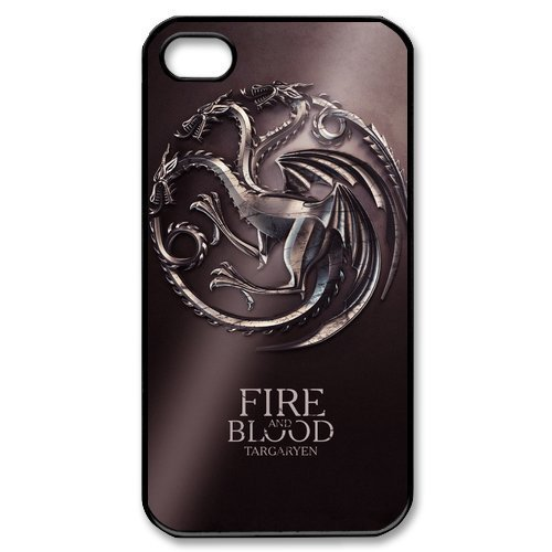 Game of Thrones TV Show Iphone 4 4s Case Cover Top Iphone Case (Board Game Costumes Diy)