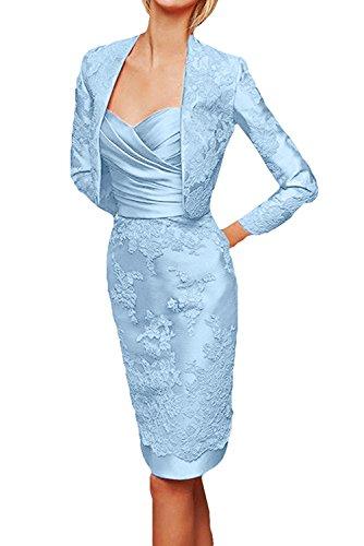 Vestido para Estuche Topkleider claro mujer azul Od61q