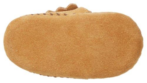 Minnetonka Braid Bootie - Zapatos Unisex adulto Beige (Tan / TAN)